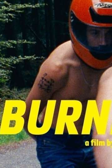 #BURNING poster