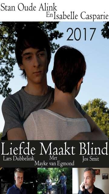Liefde Maakt Blind poster