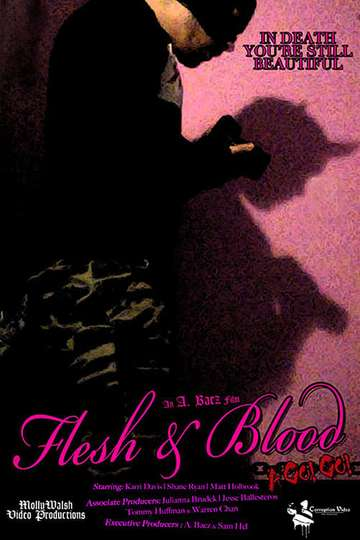 Flesh and Blood a Go! Go! poster