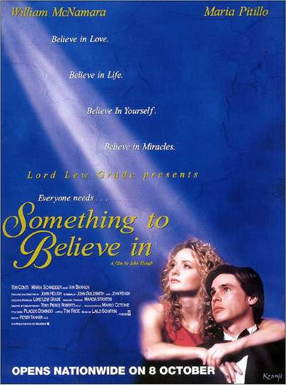 Something to Believe In poster