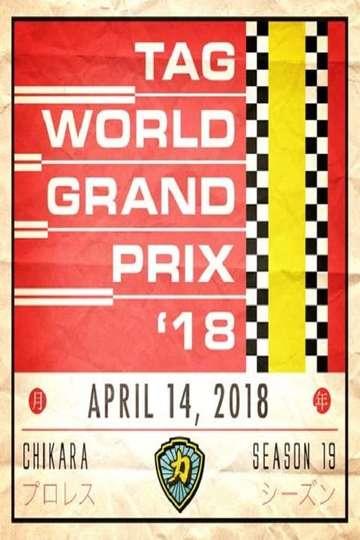 CHIKARA Tag World Grand Prix 2018 poster
