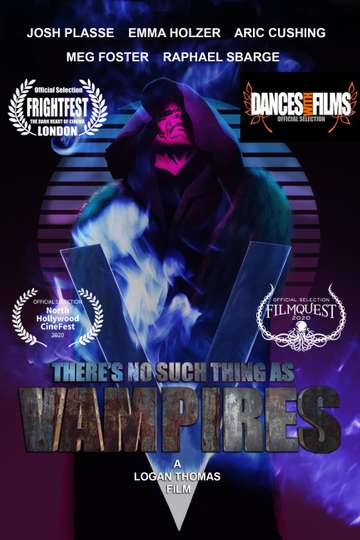 There's No Such Thing as Vampires poster