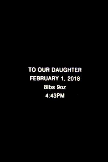To Our Daughter poster