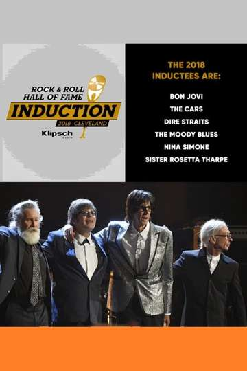 Twenty Eighteen Rock and Roll Hall of Fame Induction Ceremony