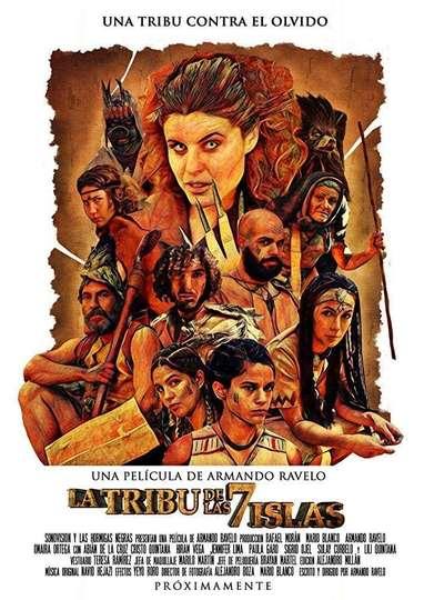 La Tribu de las 7 Islas poster