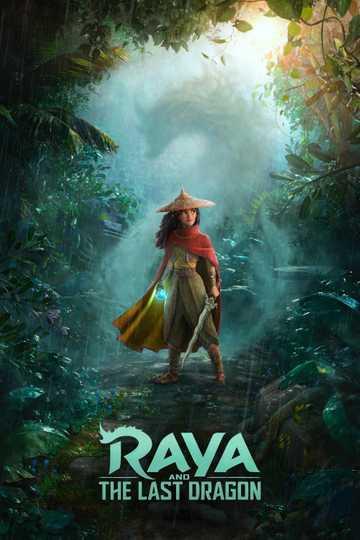 Raya and the Last Dragon Poster