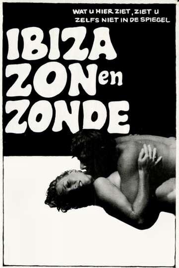 Ibiza, zon en zonde poster