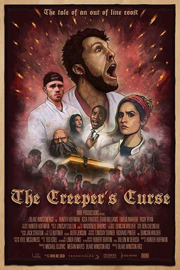 The Creeper's Curse poster