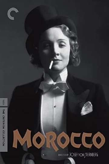 Crazy Love: Janet Bergstrom on Josef von Sternberg's Morocco poster