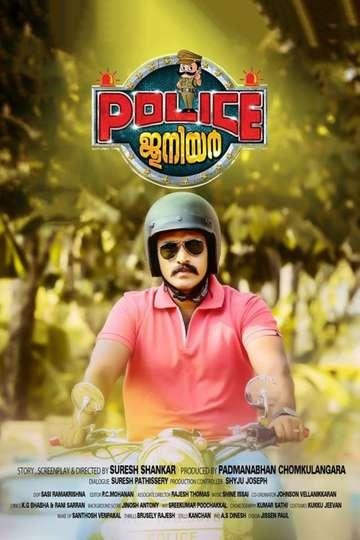 Police Junior poster