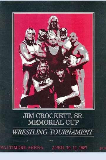 The Second Annual NWA Jim Crockett Sr. Memorial Cup Tag Team Tournament poster