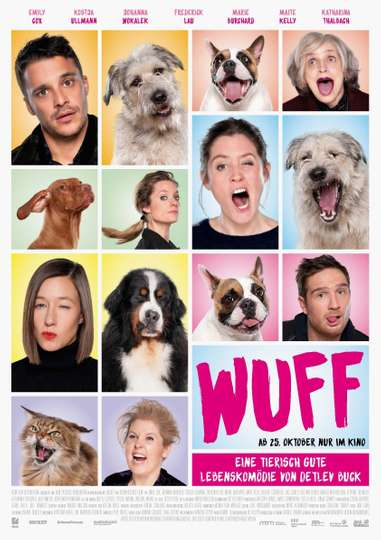 Wuff poster