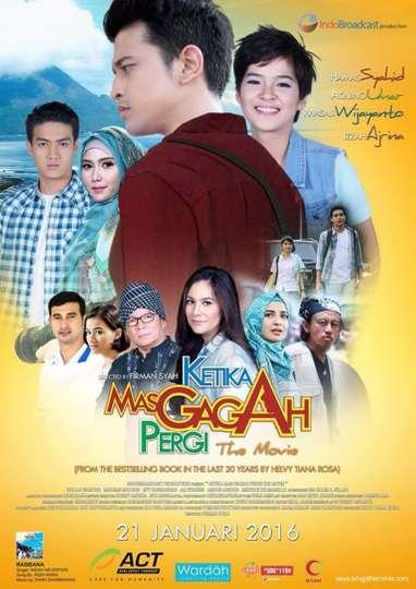 Ketika Mas Gagah Pergi the Movie poster