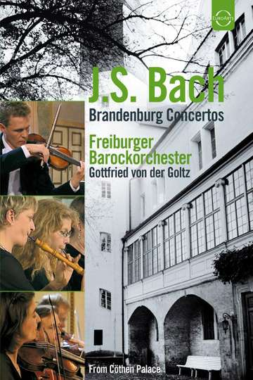 Bach: Brandenburg Concertos poster