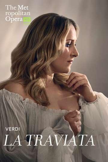 Verdi: La Traviata poster
