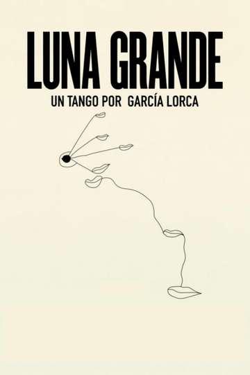 Luna grande poster