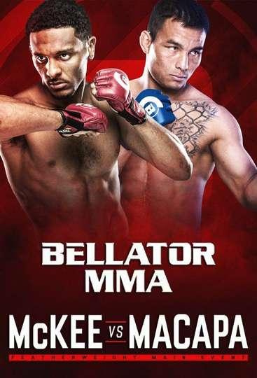 Bellator 205: McKee vs. Macapá poster