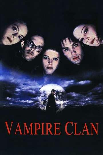 Vampire Clan poster