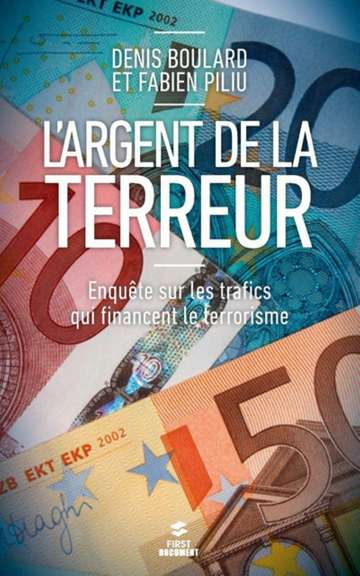 L'argent de la terreur poster