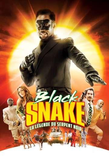 Black Snake, la légende du serpent noir poster