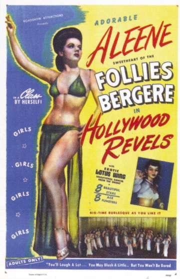 Hollywood Revels poster