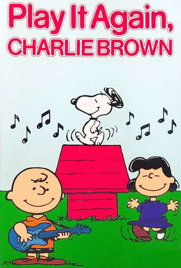 Play It Again, Charlie Brown poster