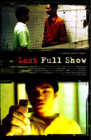 Last Full Show poster