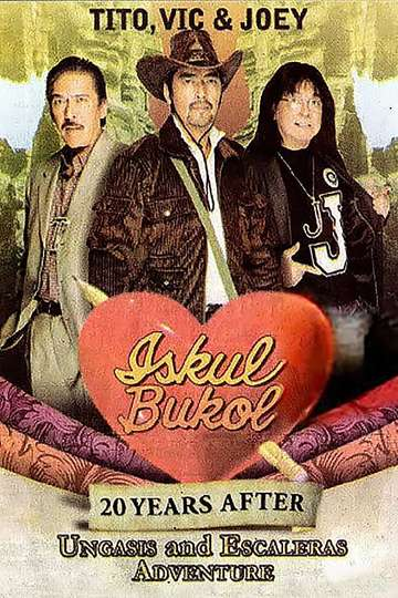 Iskul Bukol 20 Years After (Ungasis and Escaleras Adventure)