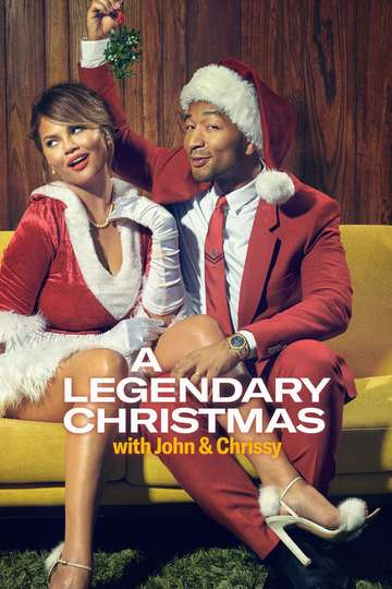 A Legendary Christmas with John & Chrissy poster