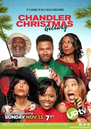 Chandler Christmas Getaway poster