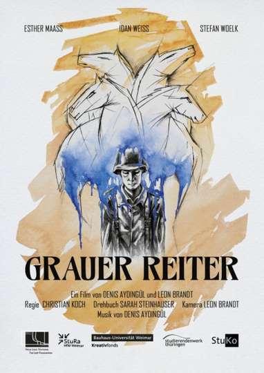 Grauer Reiter poster