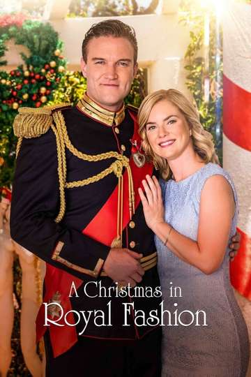 A Christmas in Royal Fashion poster