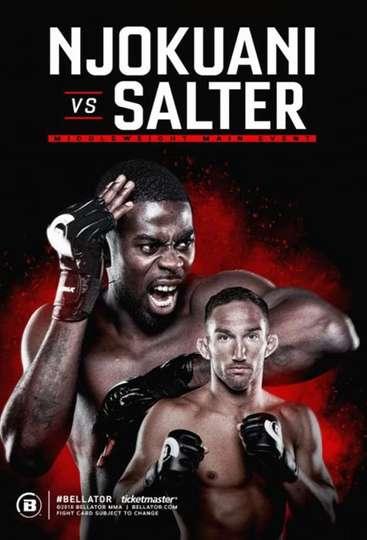 Bellator 210: Njokuani vs. Salter poster