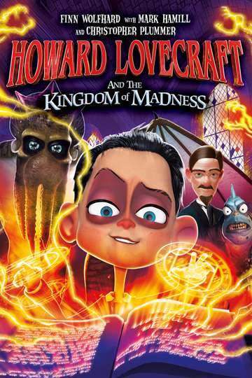 Howard Lovecraft and the Kingdom of Madness poster