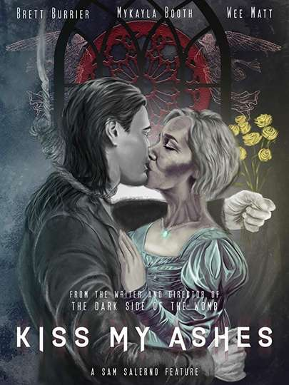 Kiss My Ashes poster
