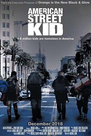 American Street Kid poster