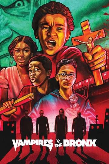 Vampires vs. the Bronx poster