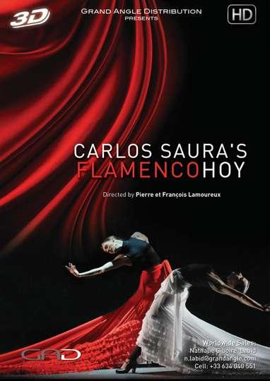 Carlos Saura's FlamencoHoy poster