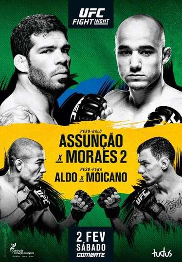 UFC Fight Night 144: Assuncao vs. Moraes 2
