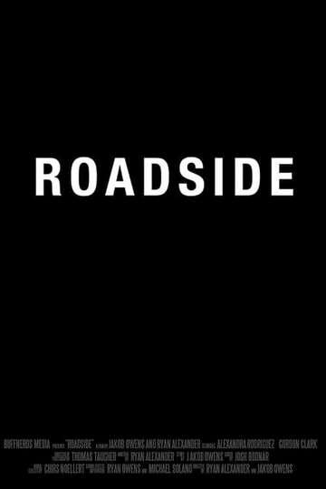 Roadside poster
