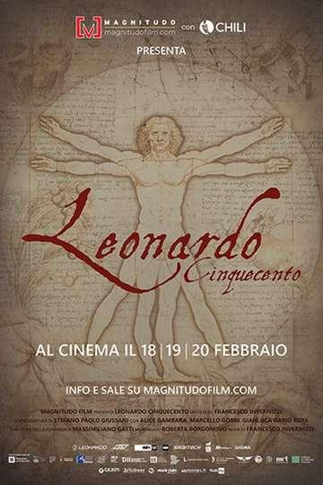 Leonardo Cinquecento poster