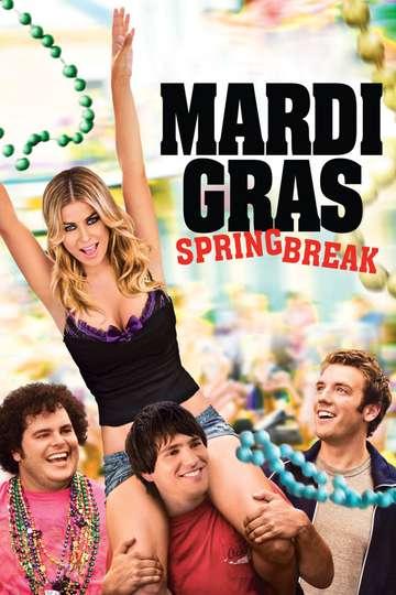 Mardi Gras : Spring Break poster