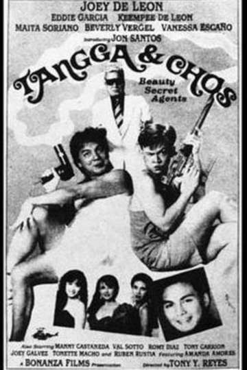 Tangga and Chos: Beauty Secret Agents poster