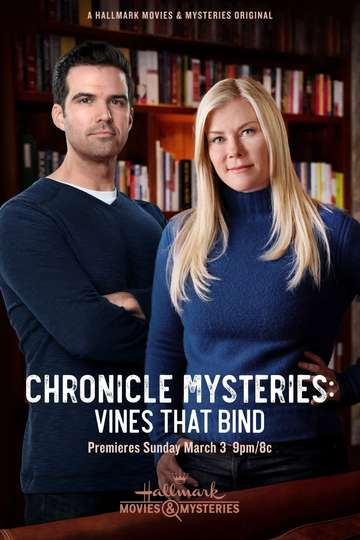 Chronicle Mysteries: Vines that Bind poster