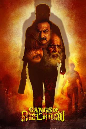 Gangs of Madras poster