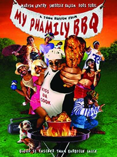 My Phamily BBQ poster