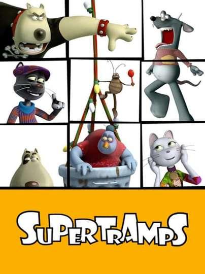 Supertramps poster