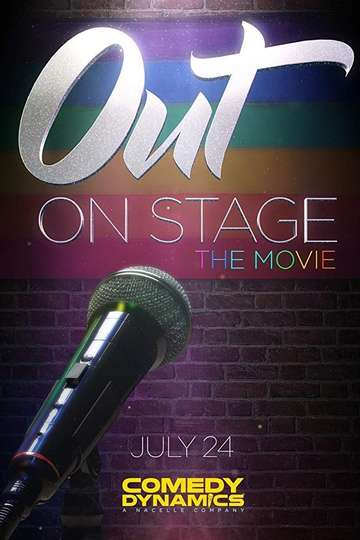 Out on Stage poster