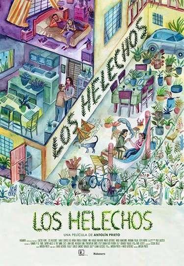 Los Helechos poster