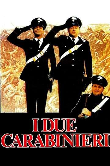 I due carabinieri poster